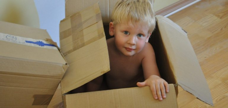 Moving with a baby – is it a smart idea?