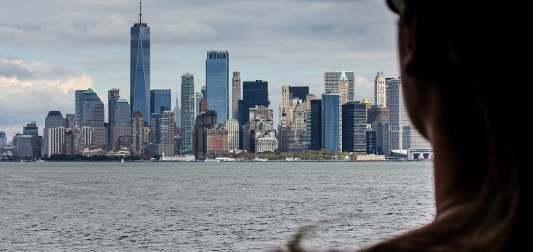 Why is NYC the best place for young adults?