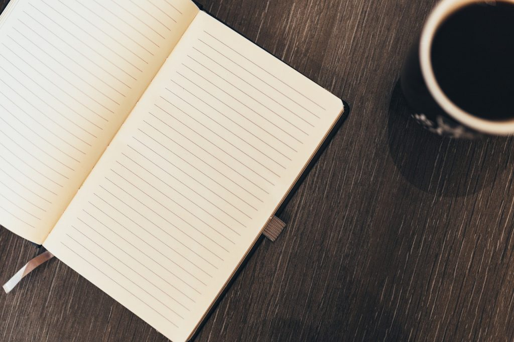 A notebook to set the plan, so you can survive a summer relocation while pregnant.
