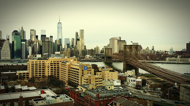 Brooklyn. This beauty is one of the reasons why you should live in Brooklyn.