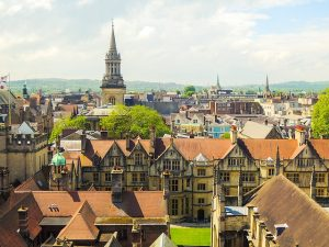 Oxford is one of the best European universities for international students.