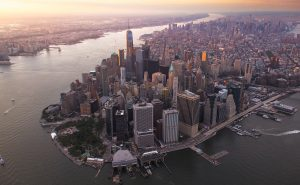 Manhattan is one of the best New York cities for young professionals