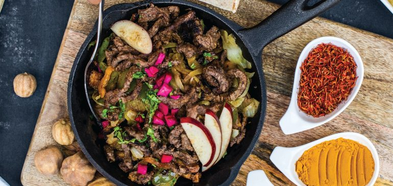 Best NYC locations to open a Middle Eastern restaurant