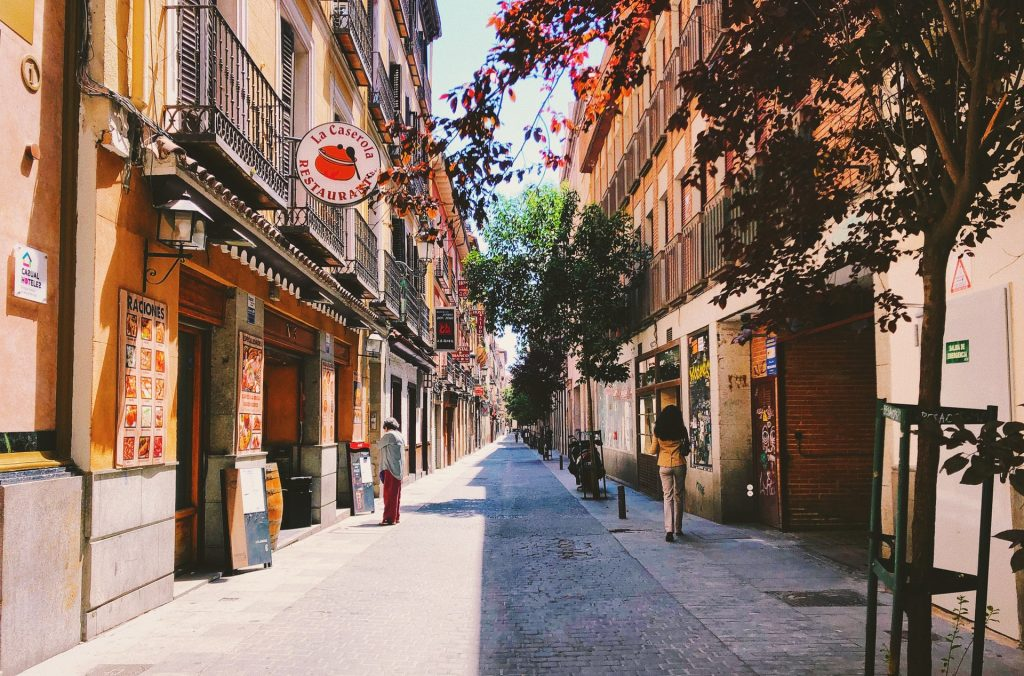 Madrid one of the top cities in europe