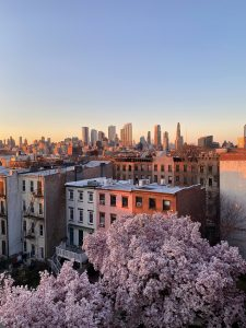 The view of Brooklyn, one of the best NYC neighborhoods to open a fine dining restaurant.