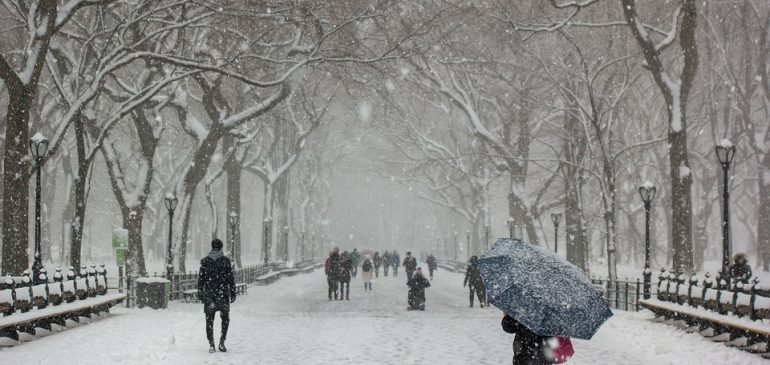 Moving to New York during the winter- How to do it right?