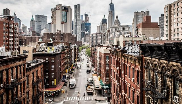 Moving to a small apartment in New York City