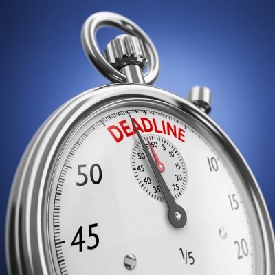 Deadline clock - Learn how to speed up your NYC move