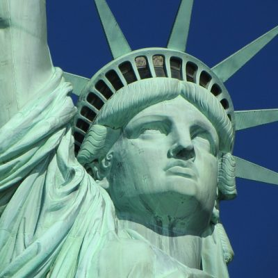 Statue of Liberty in NYC.