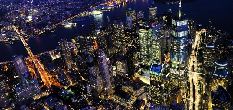 Is NYC the next stop for Silicon Valley professionals?