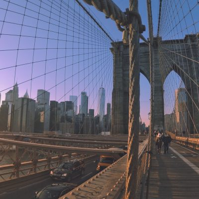 Brooklyn bridge you will have to pass when you consider moving to Brooklyn